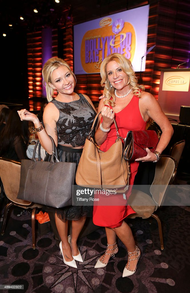 Lupus LA Hollywood Bag Ladies  Luncheon : News Photo