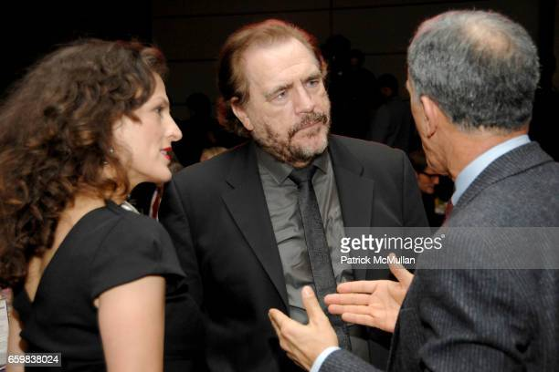Nicole AnsariCox Brian Cox and Tony Plana attend GLOBAL GREEN USA presents the 10th ANNUAL SUSTAINABLE DESIGN AWARDS at Pier Sixty at Chelsea Piers...