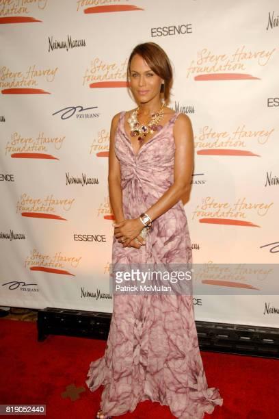 Nicole Ari Kodjoe attends The 1st Annual STEVE HARVEY FOUNDATION Gala at Cipriani Wall Street on May 3 2010 in New York City