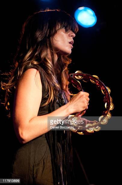 Nicole Atkins The Black Sea Perform In Chicago Illinois
