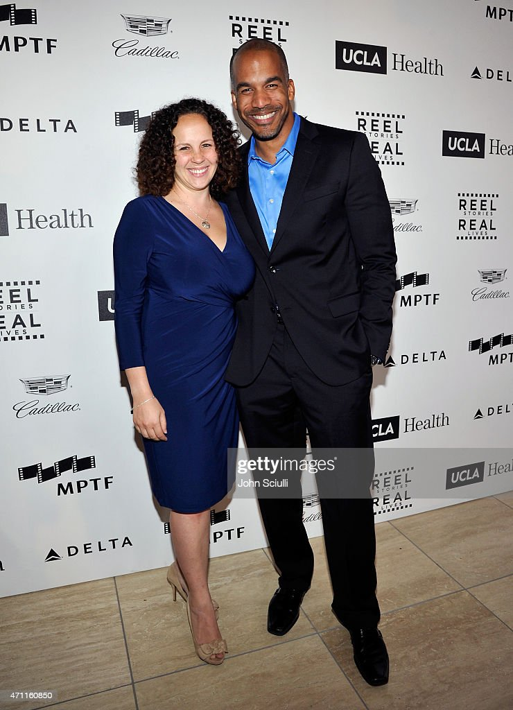 4th Annual Reel Stories, Real Lives Benefiting The Motion Picture & Television Fund : News Photo