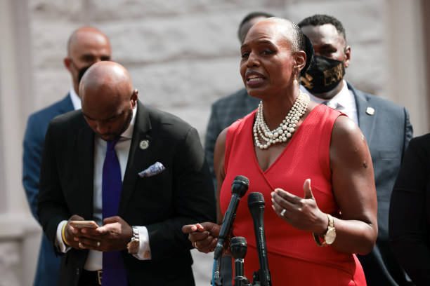 DC: Attorney Ben Crump Demands Action On 2016 Fatal Shooting Of Terence Crutcher