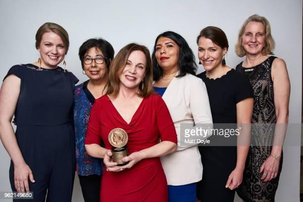 Nicole Beemsterboer Nina Martin Renee Montagne Adriana Gallardo Meg Anderson and Barbara Van Woerkom of 'Lost Mothers Maternal Mortality in The US'...