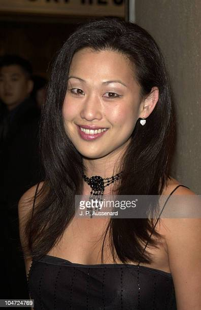Nicole Bilderback during Second AMMY Awards For Asian American Entertainment at Orpheum Theater in Los Angeles California United States
