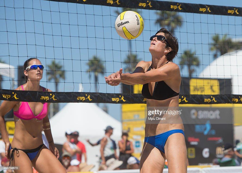 AVP Championships at Huntington Beach