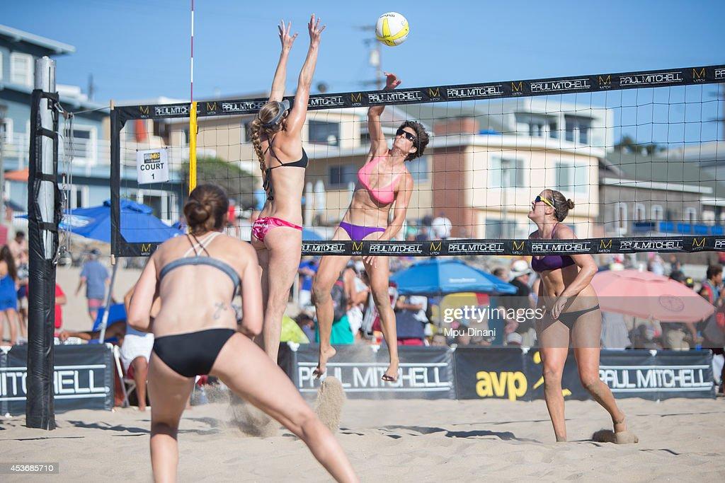 55th AVP Manhattan Beach Open