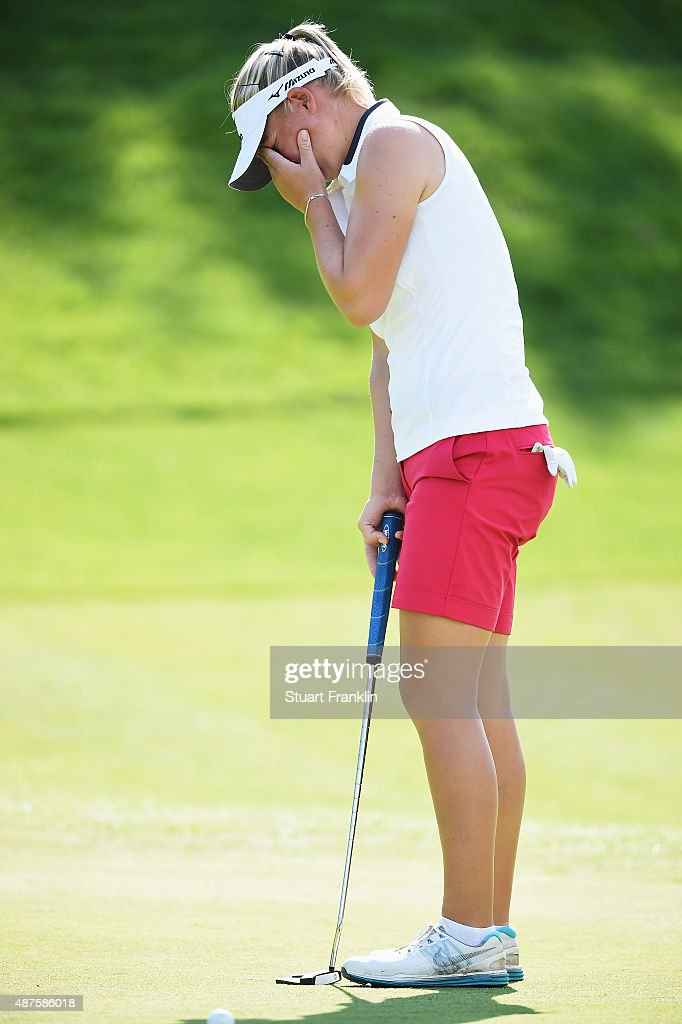 Evian Championship Golf - Day One