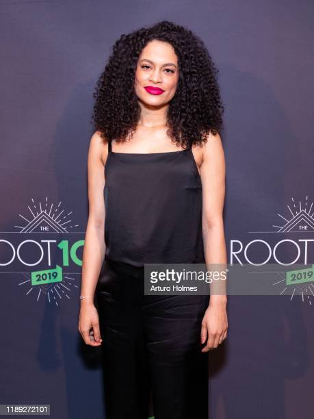 Nicole Bus attends 2019 ROOT 100 Gala at The Angel Orensanz Foundation on November 21 2019 in New York City