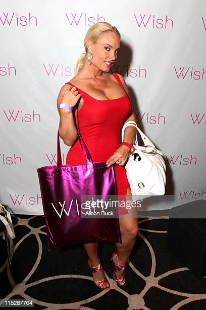 Nicole 'CoCo' Austin attends Kari Feinstein MTV Movie Awards Style Lounge at the W Hollywood on June 3 2011 in Hollywood California