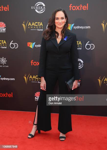 Nicole Da Silva attends the 2018 AACTA Awards Presented by Foxtel at The Star on December 5 2018 in Sydney Australia