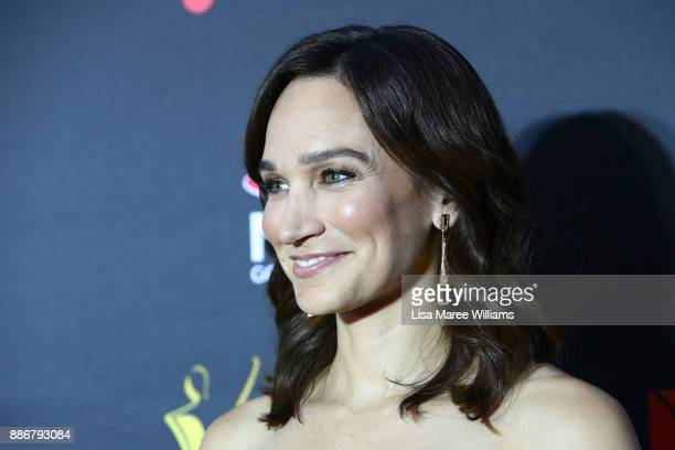 Nicole da Silva attends the 7th AACTA Awards Presented by Foxtel | Ceremony at The Star on December 6 2017 in Sydney Australia