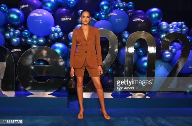 Nicole Da Silva attends the Nine 2020 Upfronts on October 16 2019 in Sydney Australia