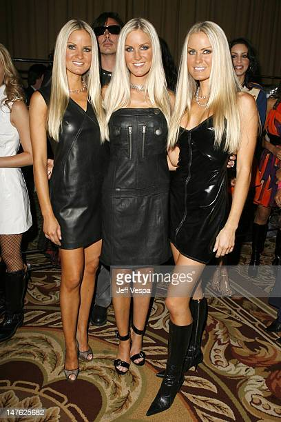 Nicole Dahm, Jacyln Dahm and Erica Dahm *EXLUSIVE*