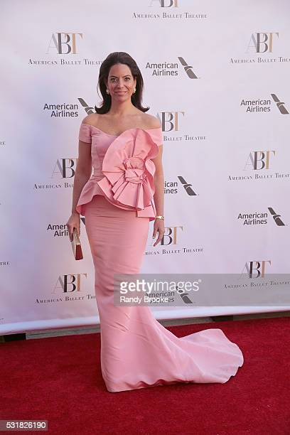 Nicole DiCocco attends the 2016 American Ballet Theatre Spring Gala at The Metropolitan Opera House on May 16 2016 in New York City