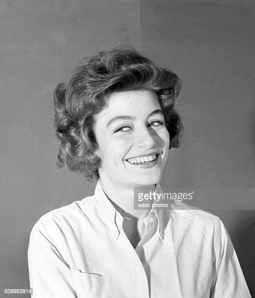 Nicole Dreyfus called Anouk Aimee French actress born in Paris Ca 1960