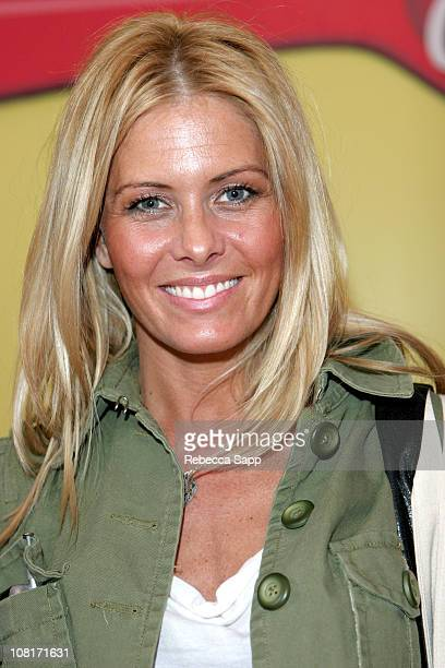 Nicole Eggert at General Mills during General Mills at the 2005 Silver Spoon Pre-Golden Globe Hollywood Buffet - Day 1 in West Hollywood, California,...