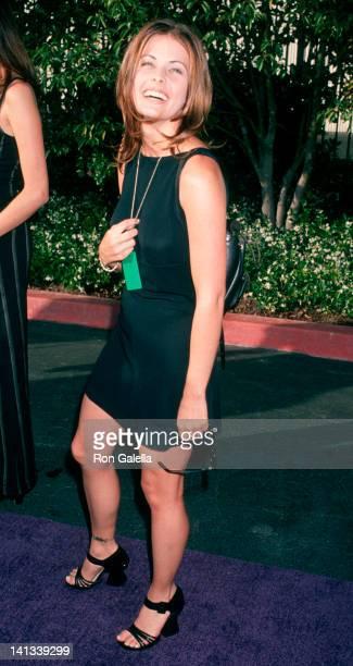 Nicole Eggert at the 3rd Annual MTV Movie Awards Sony Studios Culver City