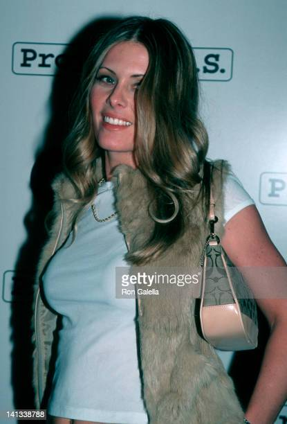Nicole Eggert at the GQ Magazine Party The Factory Hollywood