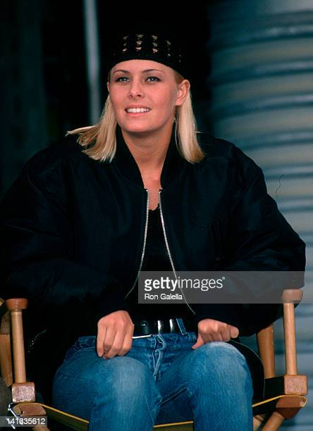Nicole Eggert at the Opening of 'BaywatchBehind the Scenes' Universal Studios Universal City