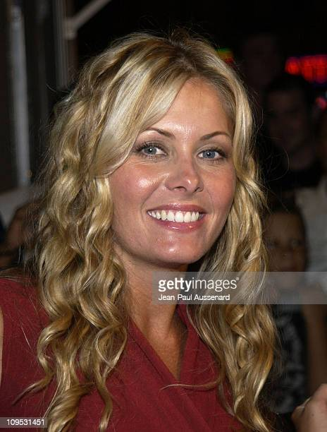 Nicole Eggert during Express Flagship Store Opening - Arrivals at Hollywood & Highland Shopping Center in Hollywood, California, United States.