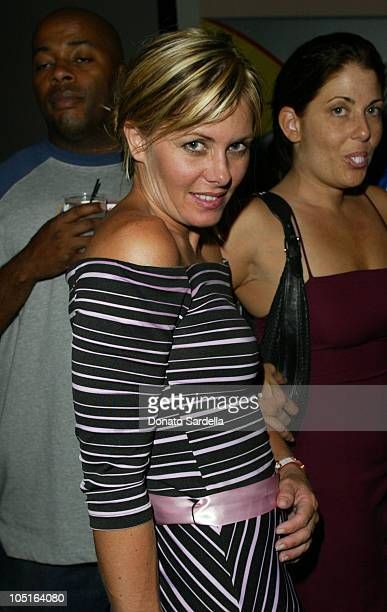 Nicole Eggert during Jessica Meisels Andrew Levitas and Jack Heller Birthday Party at Argyle in West Hollywood California United States