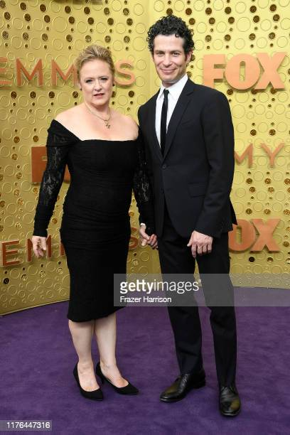 Nicole Fosse and Thomas Kail attend the 71st Emmy Awards at Microsoft Theater on September 22 2019 in Los Angeles California