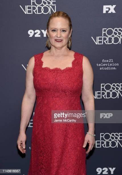 Nicole Fosse attends the 'Fosse/Verdon' Screening And Conversation at 92nd Street Y on April 18 2019 in New York City