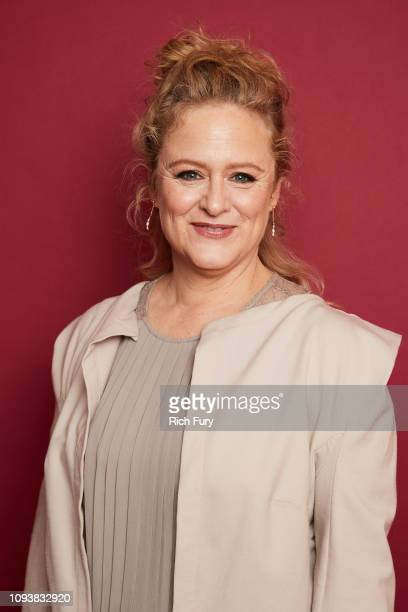 Nicole Fosse of FX's 'Fosse' poses for a portrait during the 2019 Winter TCA Portrait Studio at The Langham Huntington Pasadena on February 4 2019 in...