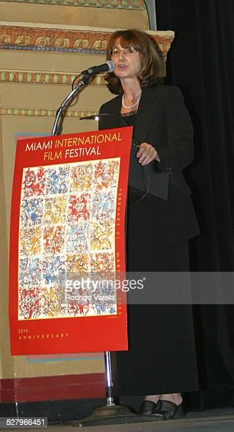 Nicole Guillemet Director of the Miami International Film Festival