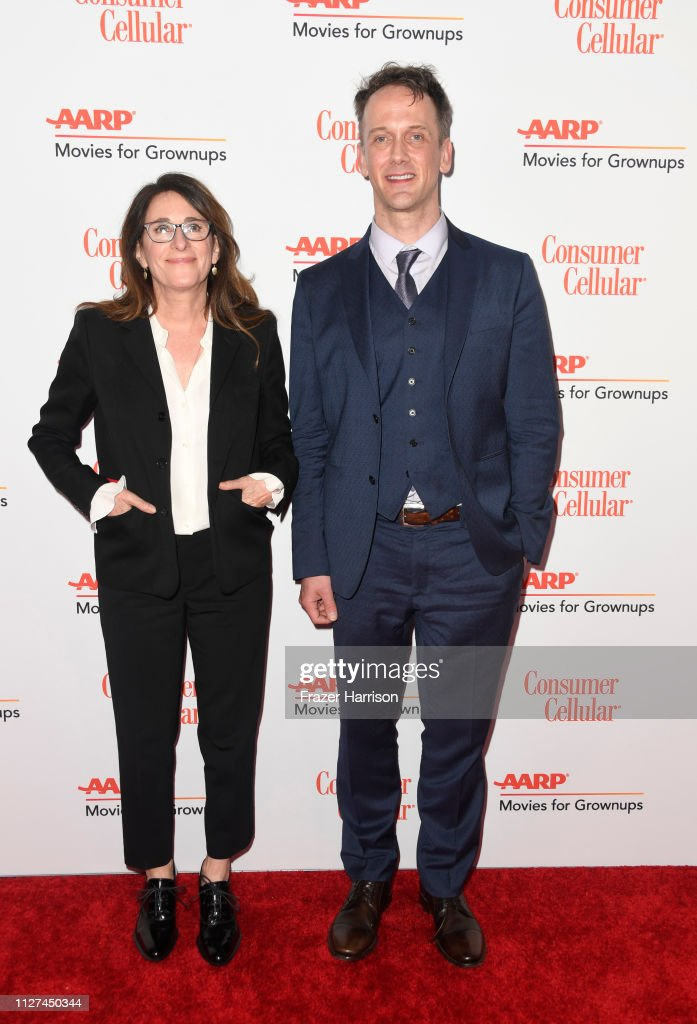 18th Annual AARP The Magazine's Movies For Grownups Awards - Arrivals : News Photo