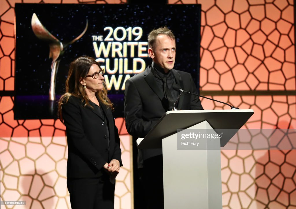 2019 Writers Guild Awards L.A. Ceremony - Inside : News Photo