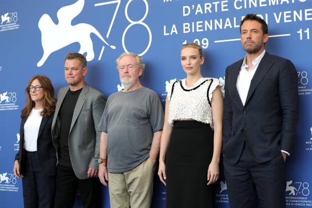 "ITA: ""The Last Duel"" Photocall - The 78th Venice International Film Festival"