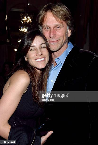 Nicole Horton and Peter Horton during The Los Angeles Free Clinic's 29th Annual Dinner Gala - Arrivals at Regent Beverly Wilshire Hotel in Beverly...