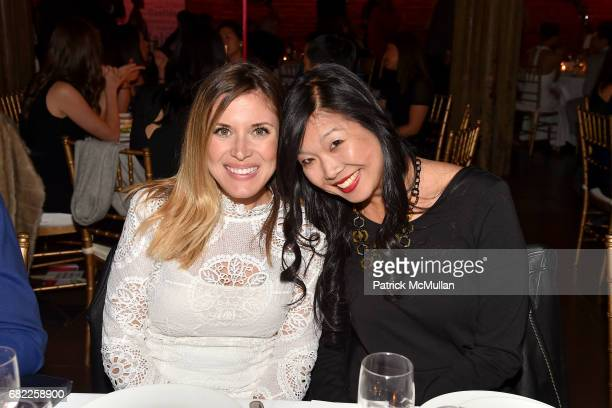 Nicole Ingram and Diana Mao attend the Many Hopes Spring Ball at The Angel Orensanz Foundation on May 11, 2017 in New York City.