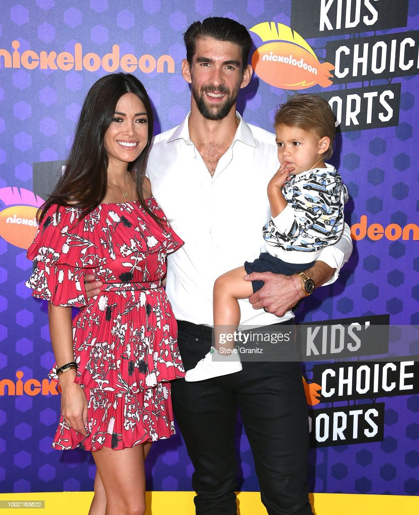 Nickelodeon Kids' Choice Sports Awards 2018 - Arrivals : News Photo