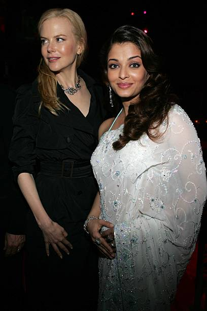 Nicole Kidman and Aishwarya Rai attend Time Magazine Celebrates New `Time 100` List of Most Influential People With Star Studded Event at Jazz at...