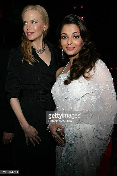 Nicole Kidman and Aishwarya Rai attend Time Magazine Celebrates New 'Time 100' List of Most Influential People With Star Studded Event at Jazz at...