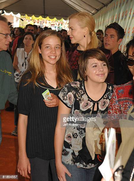 Nicole Kidman and daugther Isabella
