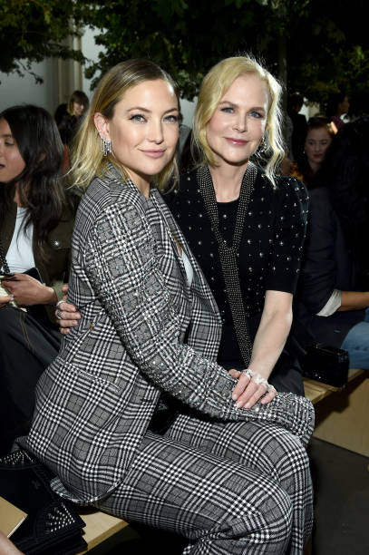 NY: Michael Kors Collection Spring 2020 Runway Show - Front Row