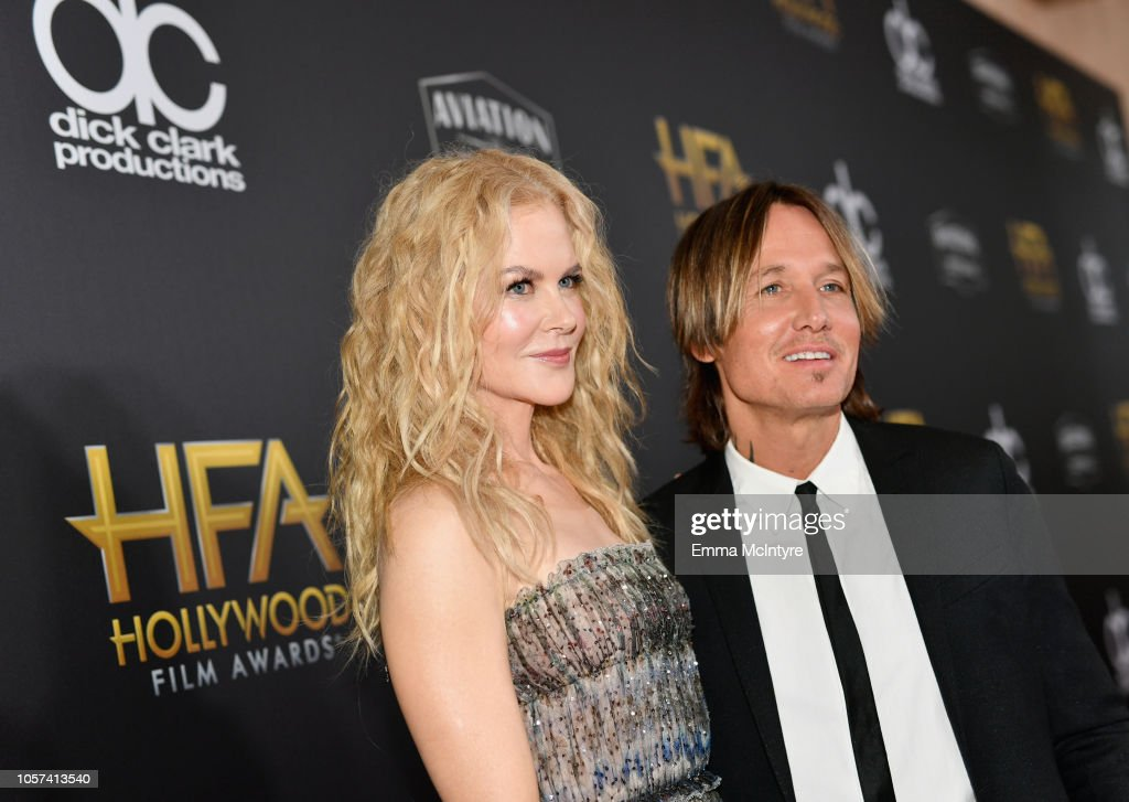 22nd Annual Hollywood Film Awards - Red Carpet : News Photo