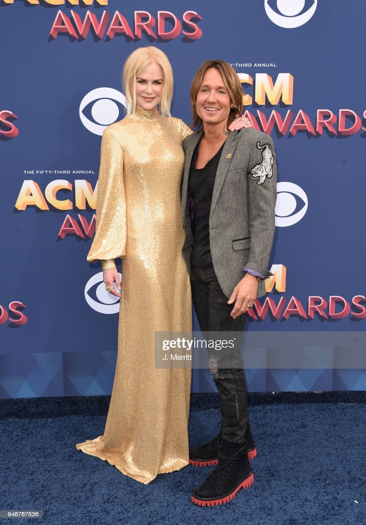 53rd Academy Of Country Music Awards - Arrivals : ニュース写真