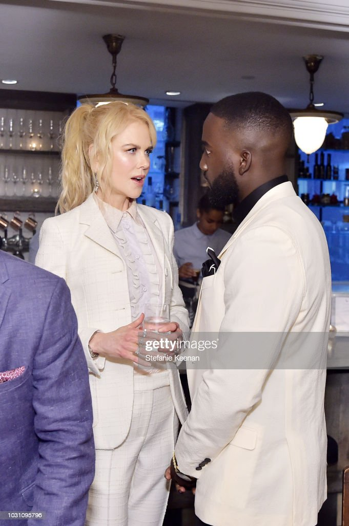 """CAN: The """"DESTROYER"""" Cast Dinner Hosted By GREY GOOSE Vodka And Soho House"""