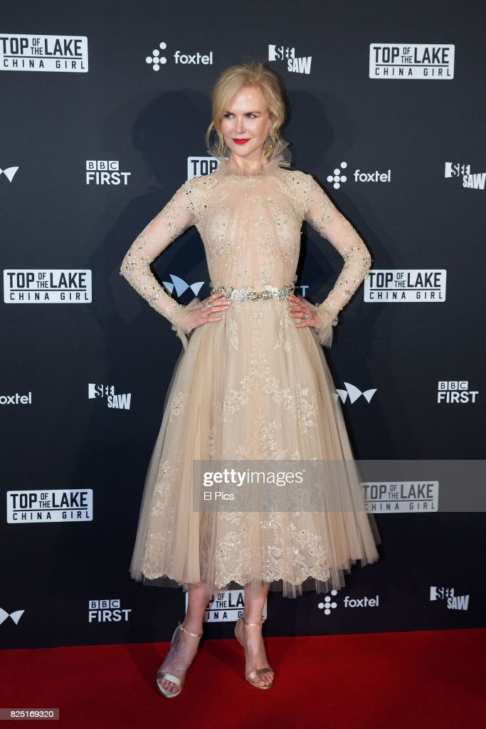 Top of the Lake: China Girl Australian Premiere - Arrivals : News Photo