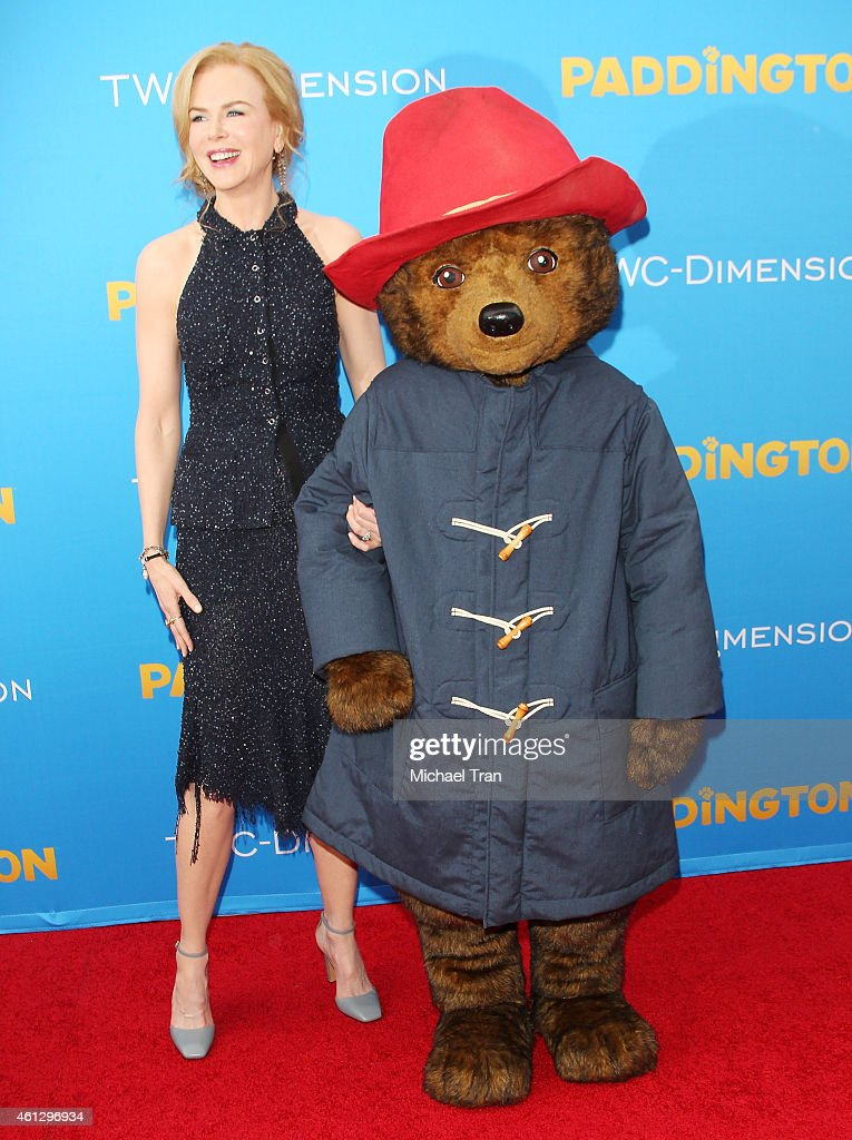 Nicole Kidman arrives at the Los Angeles premiere of 'Paddington' held at TCL Chinese Theatre IMAX on January 10, 2015 in Hollywood, California.