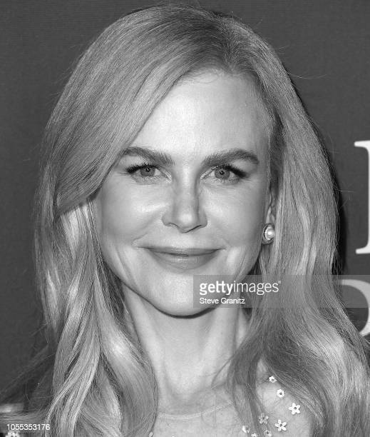 """Nicole Kidman arrives at the Premiere Of Focus Features' """"Boy Erased"""" at Directors Guild Of America on October 29, 2018 in Los Angeles, California."""