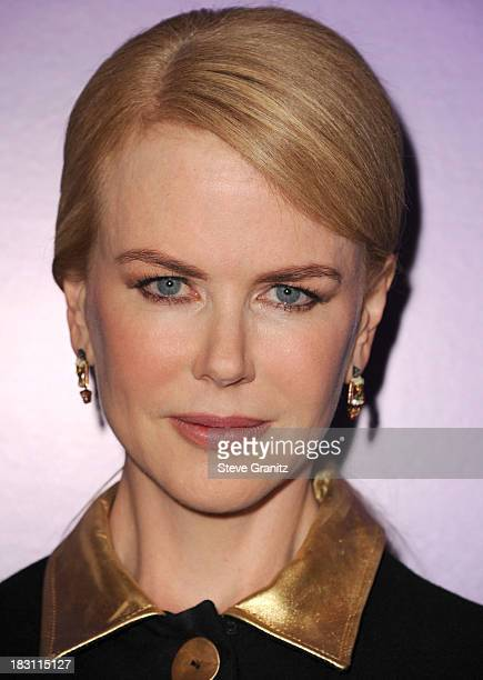 Nicole Kidman arrives at the Variety's 5th Annual Power Of Women Event at the Beverly Wilshire Four Seasons Hotel on October 4 2013 in Beverly Hills...