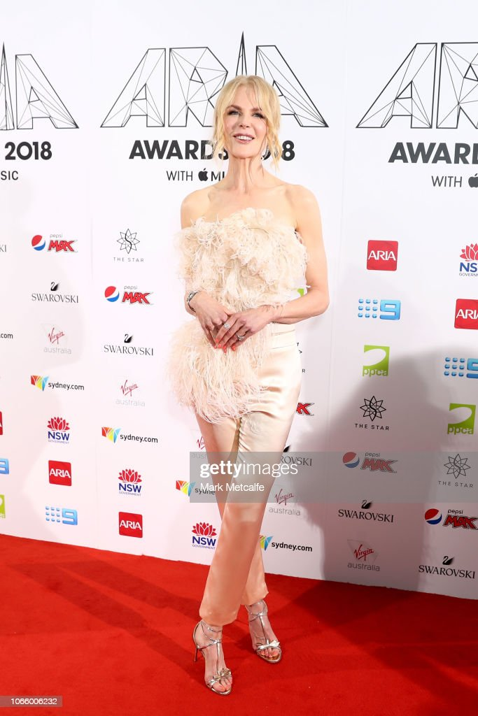 32nd Annual ARIA Awards 2018 - Arrivals : News Photo