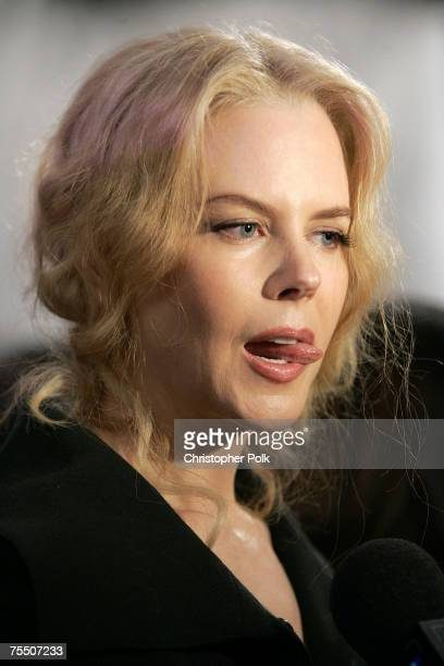 Nicole Kidman at the 2005 Palm Springs International Film Festival Awards at Palm Springs Convention Center in Palm Springs CA