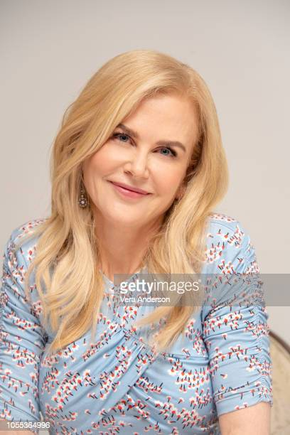 """Nicole Kidman at the """"Boy Erased"""" Press Conference at the Four Seasons Hotel on October 29, 2018 in Beverly Hills, California."""