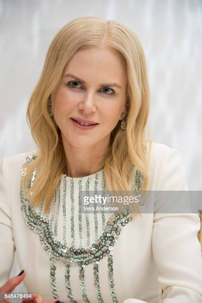 Nicole Kidman at 'The Killing of a Sacred Deer' Press Conference at the Fairmont Royal York Hotel on September 9 2017 in Toronto Canada